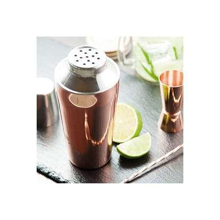 Coqueteleira Inox Bronze 500 ml