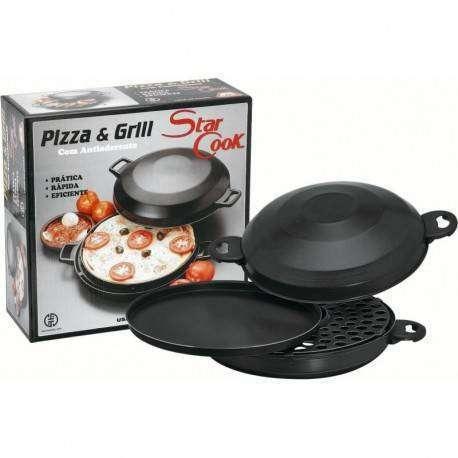 Churrasqueira Pizza e Grill Star Cook