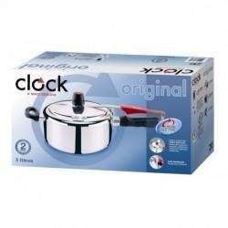 Clock 3 l polida